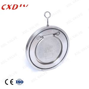 1/2 - 24 Inch Stainless Steel Soft Seat Wafer Swing Check Valve