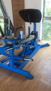China Supplier Dual leg Press 245kg plate loaded gym equipment