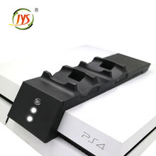 Hot-selling new design Dual Charger Dock for PS4 Controller Charging Station for playstation 4 console PS4 Modular Charger