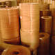 High quality natural wood fleeced veneer paper rolls