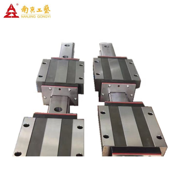 China wholesale precise linear guide bearing rail linear guide rail set for CNC X Y Z Axis