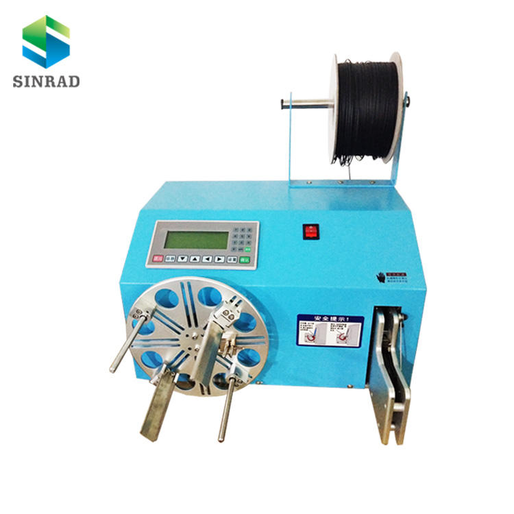 Factory Directly automatic nylon cable tie tying machine for string motor welcome to consult