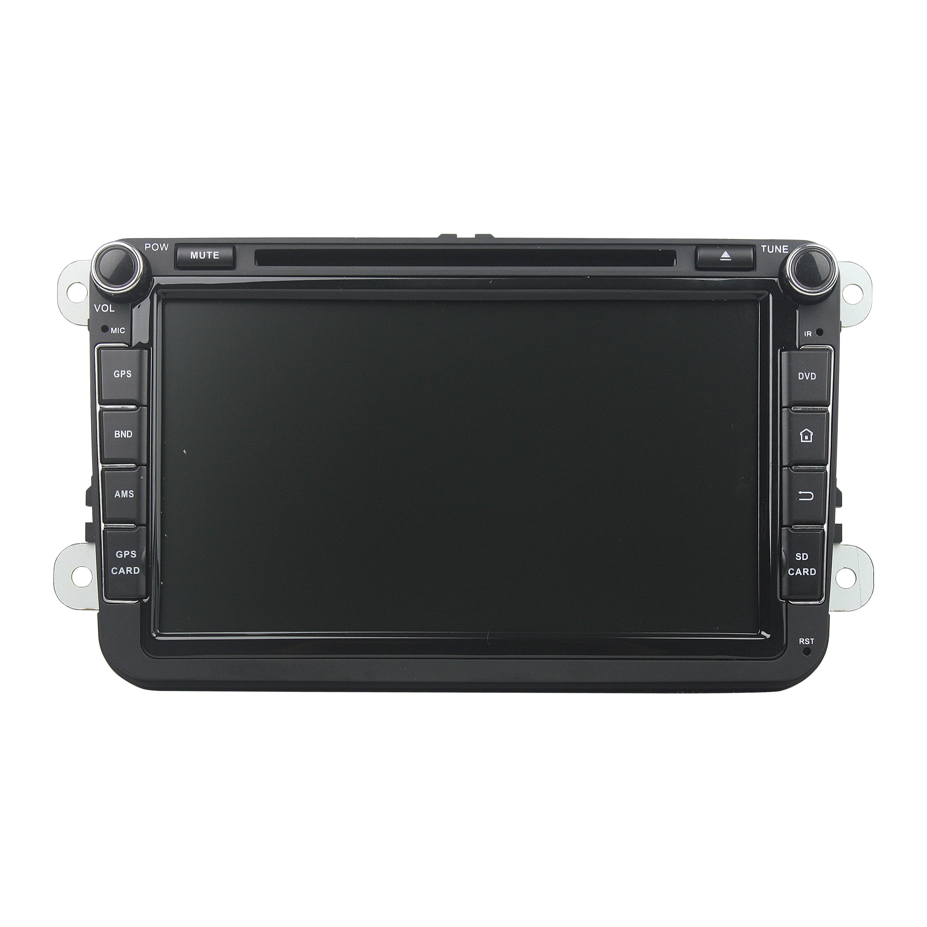 Factory Android 7 Inch 2 Din for Volkswagen universal Detachable Tablet Car Dvd Gps With 3G 4G Wifi
