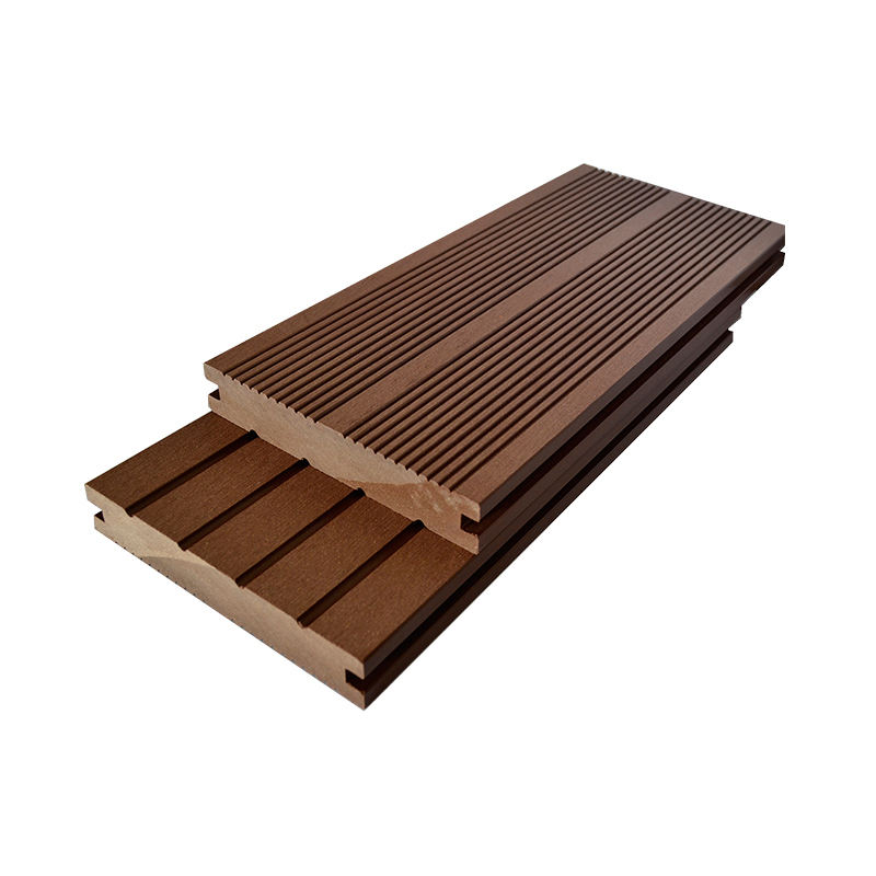 Used composite decking floor/solid composite deck/WPC decking floor with high quality and cheap price