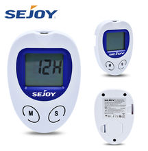 Home Use Diabetes Diagnostic Device Blood Glucose Test Reagents Strip Blood Glucose Monitor