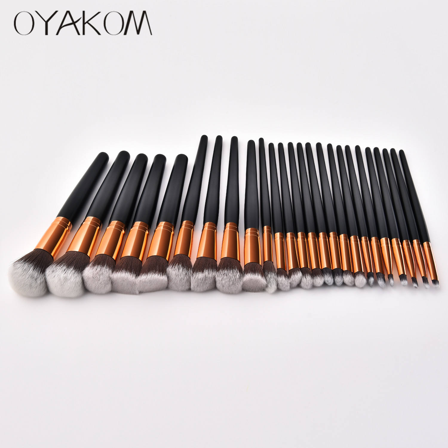 OYAKOM brushes makeup private label cosmetics beauty makeup factory price make up brushes professional pinceau maquillage