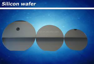 Free Sample 4 inch silicon wafer low price high quality