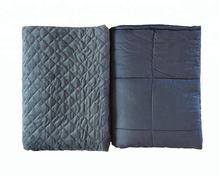 Premium custom quilted sensory weighted blanket
