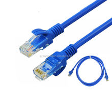 2M 3M 5M 10M Blue Rj45 CAT6 23AWG Ethernet Lan Network Internet Computer Patch Cable