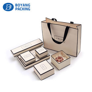 Fashion paper jewelry bracelet gift packaging box