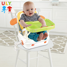 3 in 1 Adjustable folding portable high chair feed go booster baby dining chair