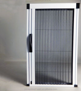 Screen Doors Retractable Insect Screen Door Diy Retractable Mesh Gate Horizontal Insect Screen Interior Doors