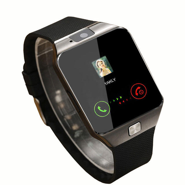 2020 WristWatch Wholesale Bluetooth Smart Watch DZ09 With Camera TF/SIM Card supported