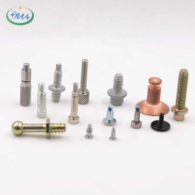 High precision non-standard screw customized according to drawing