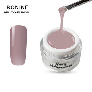 2019 RONIKI Professionele Goedkope Nail Losweken Clear Hard UV Gel Builder Gel Polish