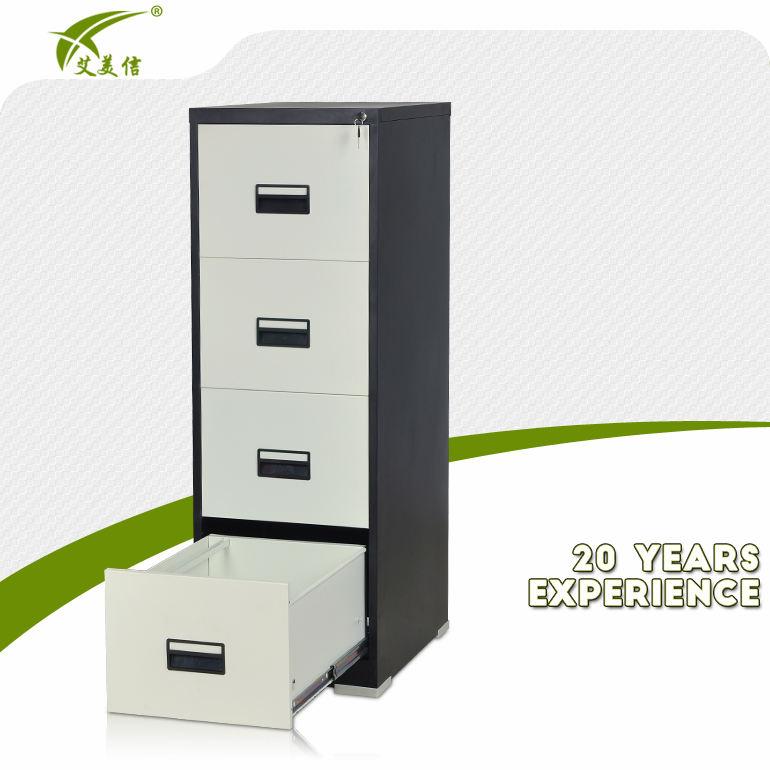 4 서랍 사무실 스틸 캐비닛 두바이 아부 다비 아랍 에미리트 파일 캐비닛