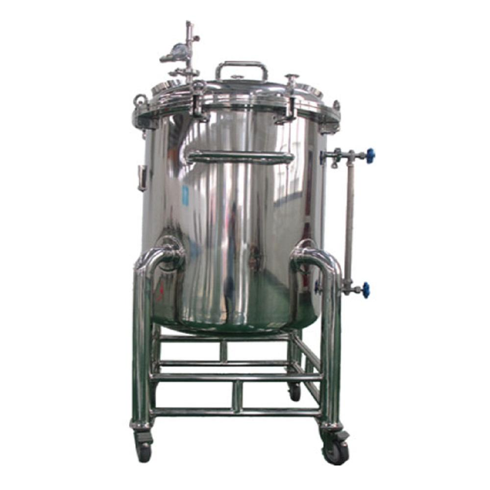 Customized 300L stainless steel high pressure vessel