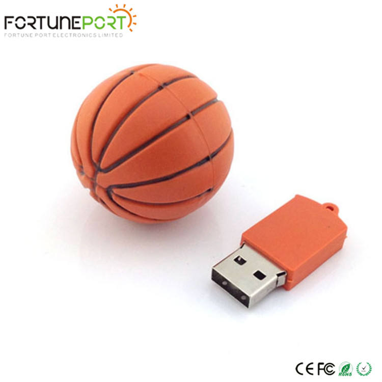 Small Gadgets Gift Basketball Player Usb Stick Giveaways 4ギガバイト8ギガバイトNice USB Logo Printing Hot Selling Flash Memory