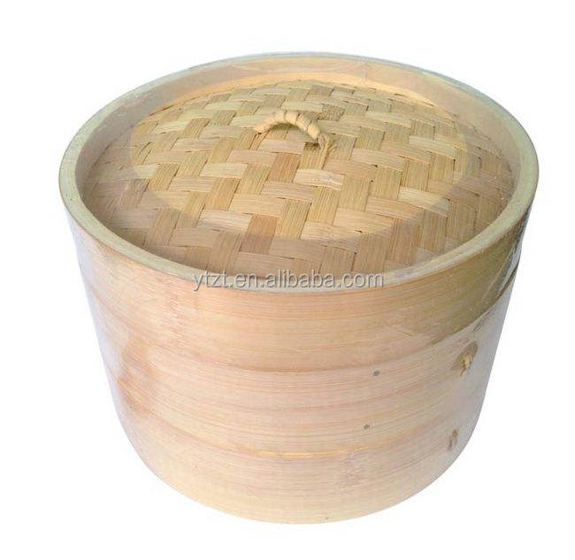 natural bamboo material Thin silicone idli steamer for food use