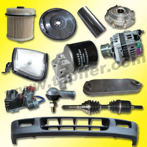 Over 2000 Isuzu truck spare parts