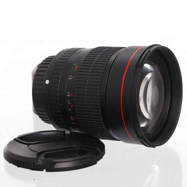 85mm f/1.4 Lens for Nikon - D750 DSLR Camera