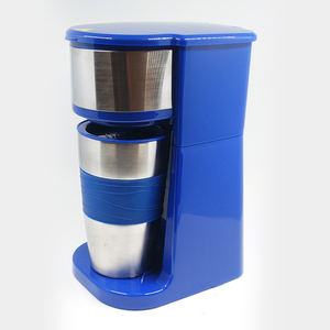 Symay instant coffee 700W stainless steel single serve portable coffee machine