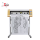 For sale CCD camera cutting plotter machine automatic positioning vinyl cutter in Guangzhou