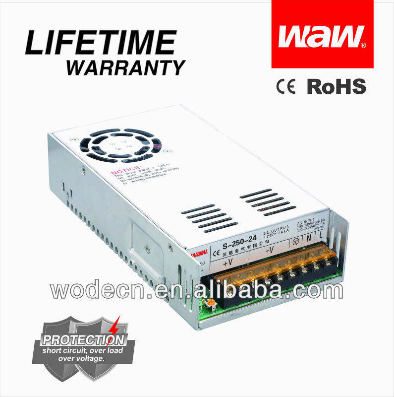 24 v 10a 220 v ac ke 24 vdc power supply converter