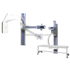 MY-D047 32kw Flat Panel Detector based uc-arm Digital Radiography X-ray machine