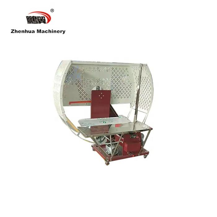ZH-DBJ Kualitas Baik Semi Auto Karton Box Bundle Mesin Strapping Manual/Manual Steel Band Spin Ketat Strapping Tool
