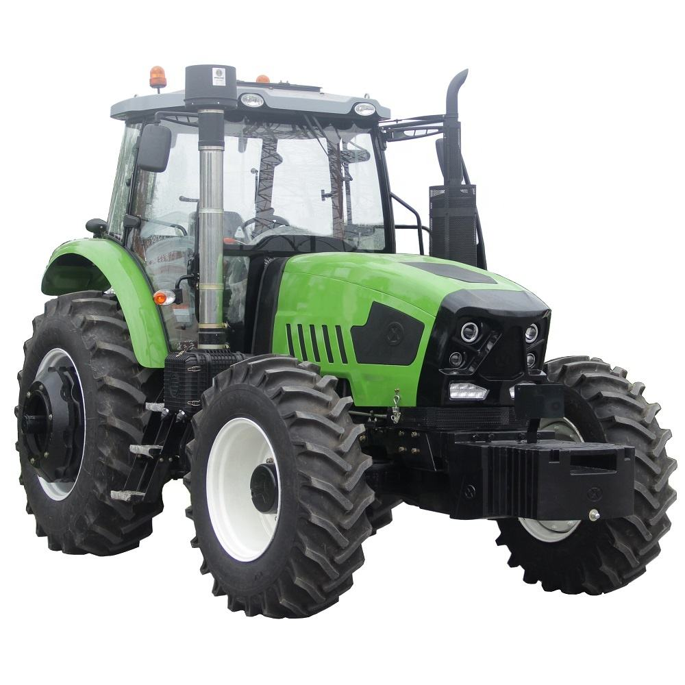 cheap farm tractor 120hp agriculture machinery equipment