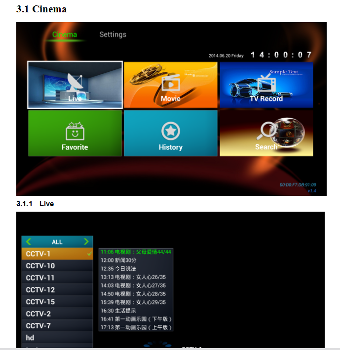 IPTV Server Perangkat Lunak <span class=keywords><strong>Video</strong></span> Media <span class=keywords><strong>Streaming</strong></span> OTT Server Middleware Live <span class=keywords><strong>Streaming</strong></span> Berbahasa Arab IPTV Apk
