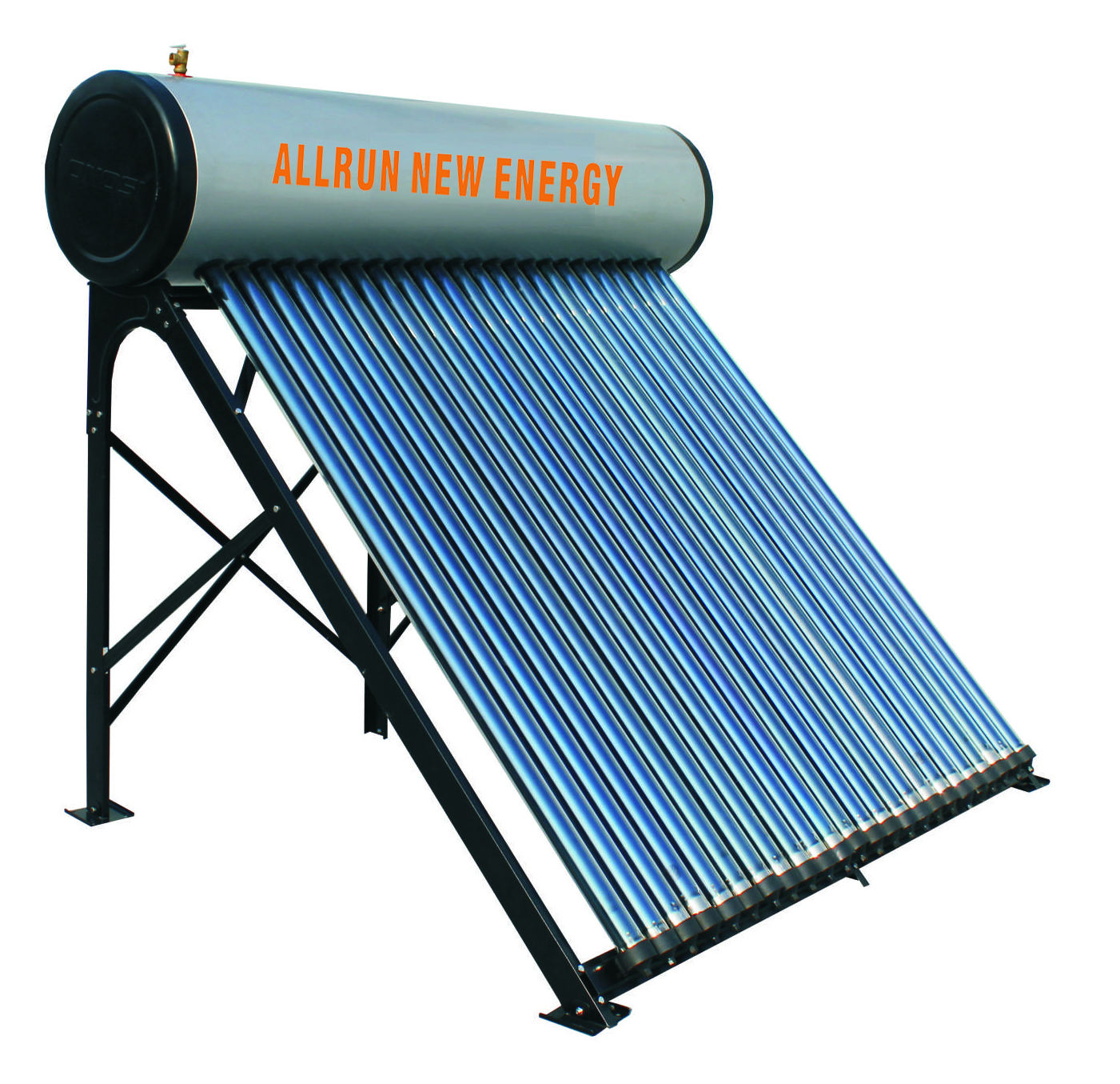 100L 150L 200L 250L 300L 500L non-pressurized solar hot water heater also called vacuum tube solar water heater system