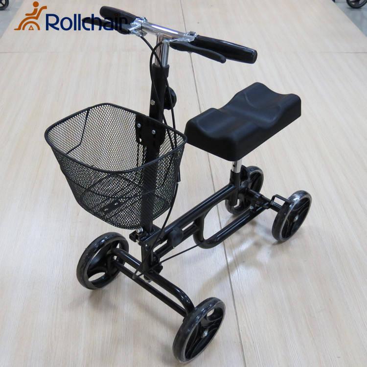 Knee Walker Medical Scooter Folding Mechanism scooter foldable SC4095A