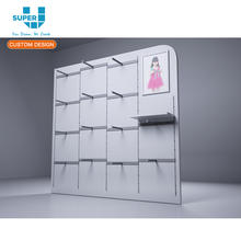 Baby Hooded Towel Shop Garment Display Racks Clothes Store Interior Design Baby Clothes Rack