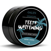 FDA  Approved Natural Mint Fragrance Stain Remover Teeth Whitening Charcoal