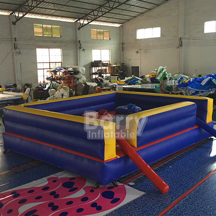 Kids Adult Backyard Wrestling Rings Jousting Arena Dueling For Inflatable Gladiator Duel Game Rental