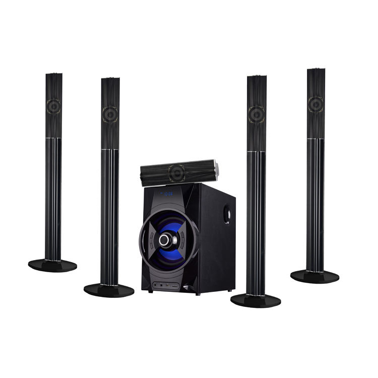 Speaker Subwoofer 5.1 DVD Karaoke, Sistem <span class=keywords><strong>Home</strong></span> <span class=keywords><strong>Theater</strong></span>, Speaker Subwoofer Super Bass