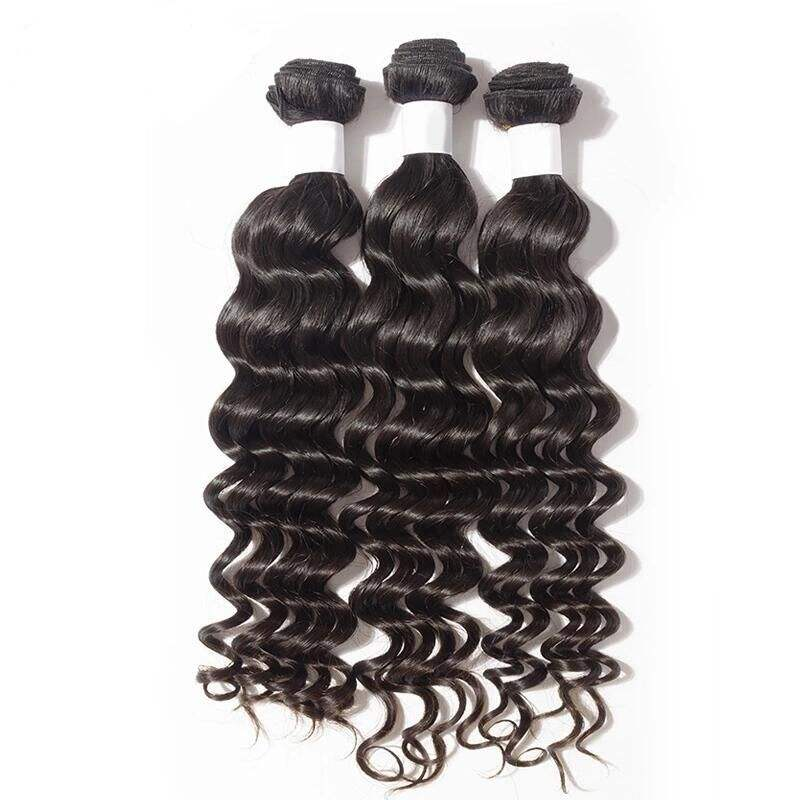 Best quality unprocessed hair talk extensions, real white label hair products, natural wholesale brazilian