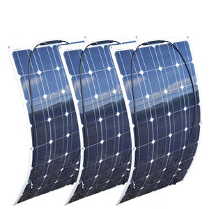 flexible solar panel 100w 200w 300w mono and poly pv panel