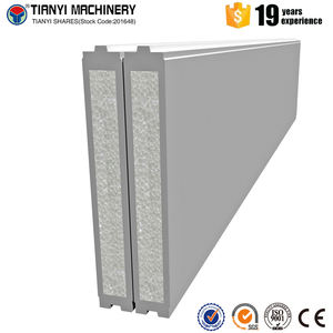 Fast speed concrete wall panel