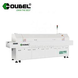 Economic Lead Free SMD Reflow Oven PCB SMT Reflow Oven With Touch Screen