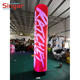 Color change LED lighting inflatable pillar