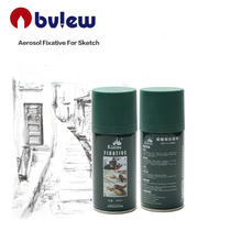 hot sale 180ml artist sketch spray fixative for artist