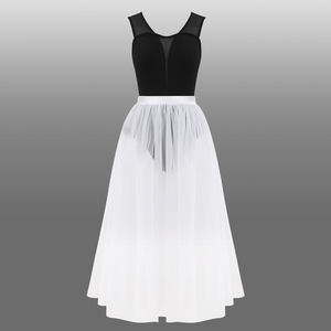 Romantic Ballet Tutu Skirt for Performance Wear