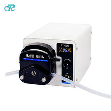 bio-pharmaceutical small volume liquid transfer pharma peristaltic pump for corrosive fluid
