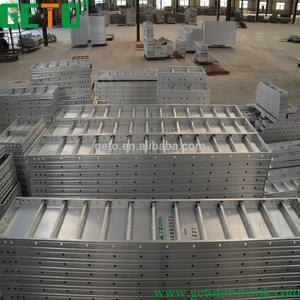 Best selling products high quality aluminium alloy formwork modeling steel with safe construction