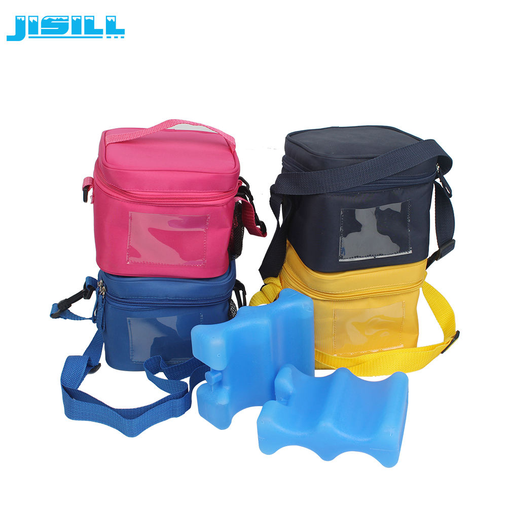 New Year Gift Thermal Insulated Mom Breast milk Cooler Bag for Cold Drink Milk Bottle