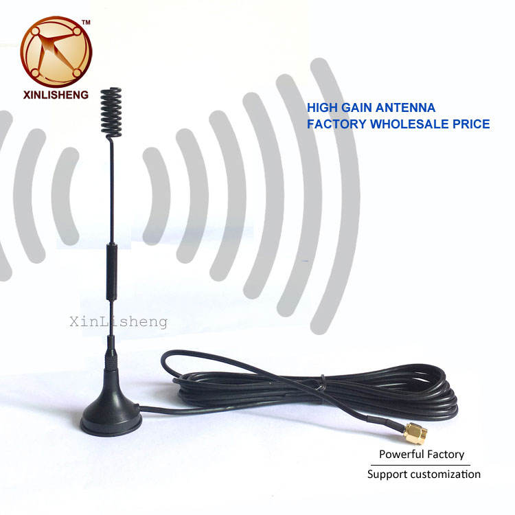China Manufacture 433MHZ Wireless Pure Copper 7DB Router Antenna