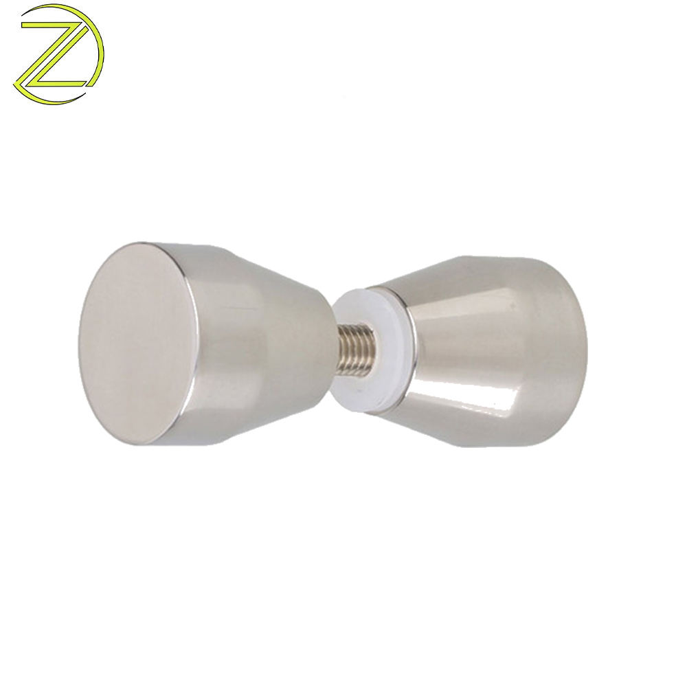 OEM NC turning high quality aluminum hardware handle and knob for kitchen cabinet cabinet pull knob